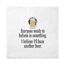 Beer Believe - Queen Duvet