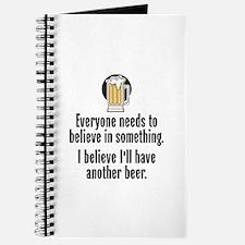 Beer Believe - Journal