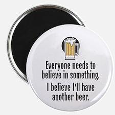 Beer Believe - Magnet