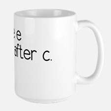 Weird Spelling Rule I Before E Mug
