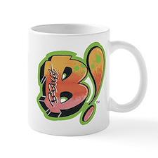 B! Logo Mug