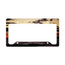 Lake Michigan License Plate Holder