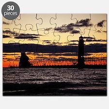 Lake Michigan Puzzle