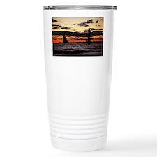 Lake Michigan Travel Mug
