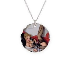 Classic Pin Ups Necklace