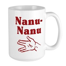 Nanu Nanu Mork And Mindy Mugs