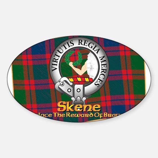 Skene Clan Decal