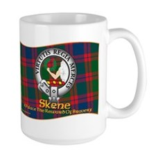 Skene Clan Mugs