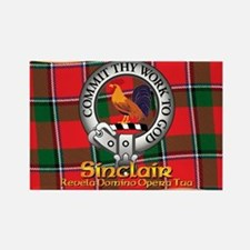 Sinclair Clan Magnets