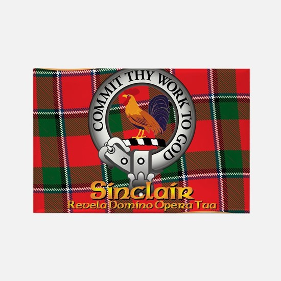 Sinclair Clan Magnets