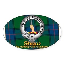 Shaw Clan Decal