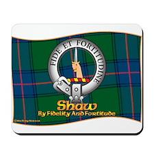 Shaw Clan Mousepad