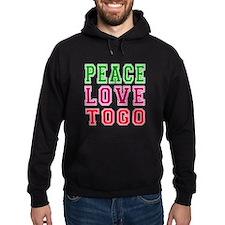 Peace Love Togo Hoodie
