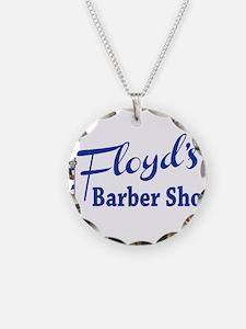 Floyds Barbershop Necklace