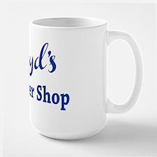 Floyds Barbershop Mugs