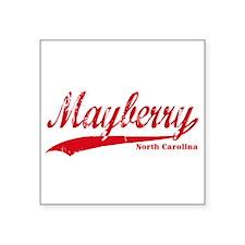 Mayberry North Carolina Sticker