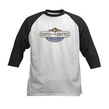 Gates of the Arctic National Park Baseball Jersey