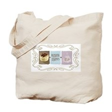 Sweet Sanity Diva Tote Bag