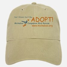'Adopt!' Baseball Baseball Baseball Cap