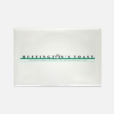 Huffington's Toast Rectangle Magnet (10 pack)