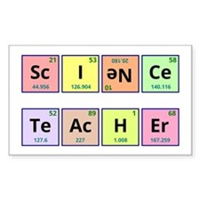 Science Teacher Bumper Stickers