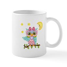 Not Me Girl Owl Mug Mugs