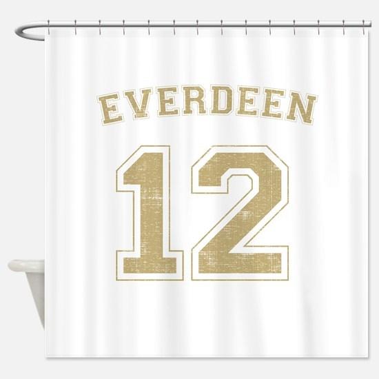 Everdeen 12 Shower Curtain