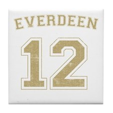 Everdeen 12 Tile Coaster