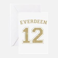 Everdeen 12 Greeting Cards (Pk of 10)