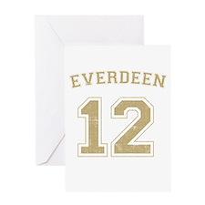 Everdeen 12 Greeting Card