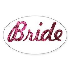 Bride Decal