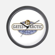 Gates of the Arctic National Park Wall Clock
