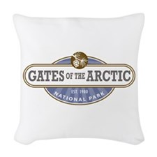 Gates of the Arctic National Park Woven Throw Pill