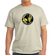 Ground Zero Logo T-Shirt - Natural