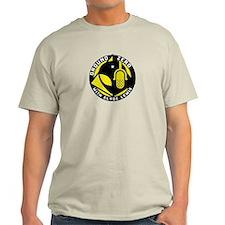 Ground Zero Logo T-Shirt - Natural