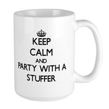 Keep Calm and Party With a Stuffer Mugs