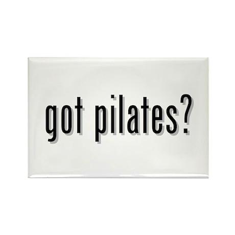 got pilates? Rectangle Magnet (10 pack)