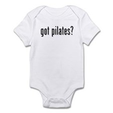 got pilates? Onesie