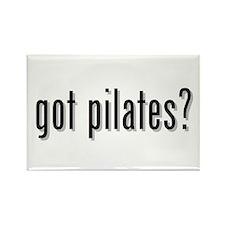 got pilates? Rectangle Magnet