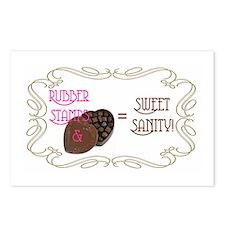 Sweet Sanity Postcards (Package of 8)