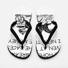 RACING1 Flip Flops