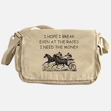 RACING1 Messenger Bag
