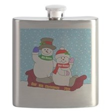 Our Nth Christmas Flask
