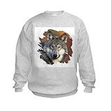 Wolf Crew Neck