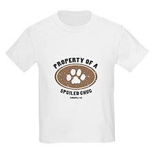 Chug dog Kids T-Shirt