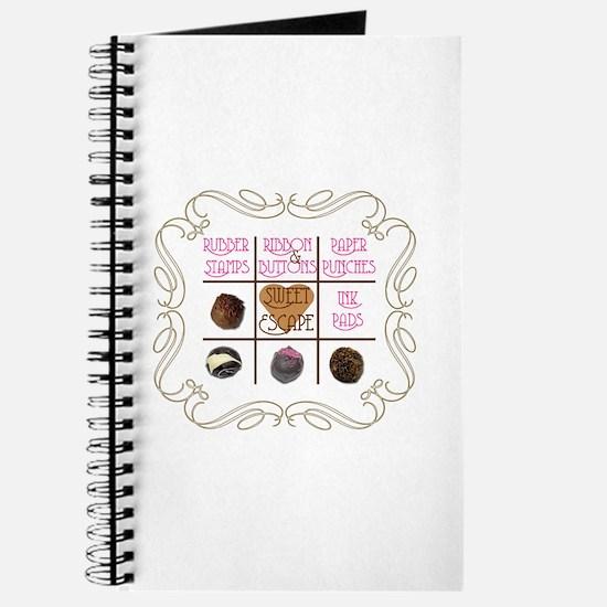 Sweet Sanity Escape Journal