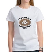 Chiweenie dog Tee
