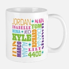 The 4400 Cast Of Characters Mugs