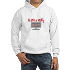Rather Be Watching Brady Bunch Hoodie