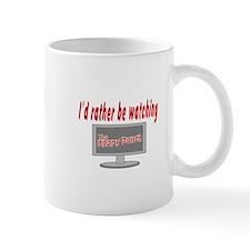Rather Be Watching Brady Bunch Mug
